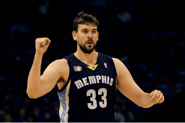 Daily Fantasy Sports Stud Marc Gasol to Stay With Griz