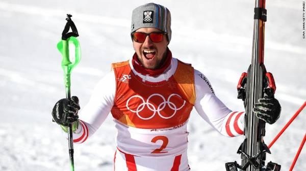 Odds to win the Men's Slalom - Marcel Hirscher Favorite