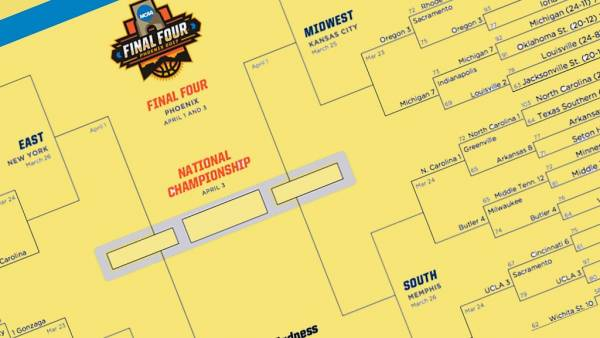 How to Bet On Sports - Picking a Winning NCAA Tournament Bracket