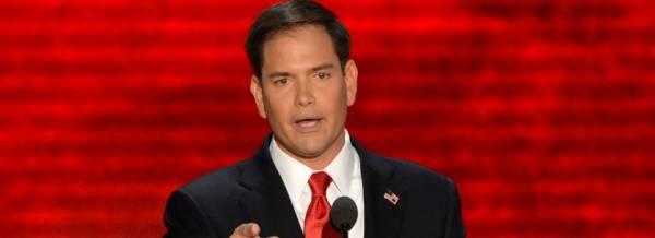 Marco Rubio Goes on Anti-Gambling and Anti-Prostitution Tirade While in Nevada