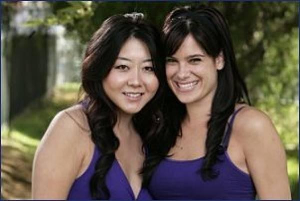 Maria Ho and Tiffany Michelle