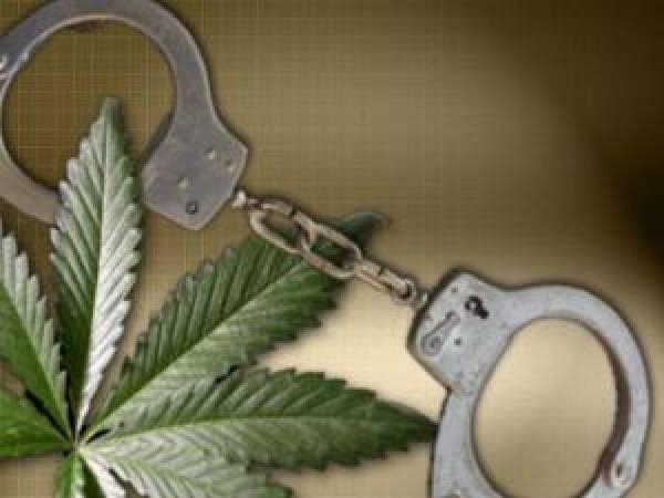 Barney Frank Marijuana Bust
