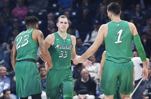 Marshall Win Against West Virginia - Payout Odds, Game Line