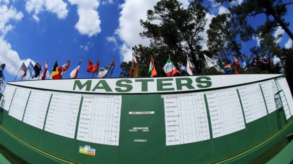 Can I Bet the Masters Friday, Saturday, Sunday?