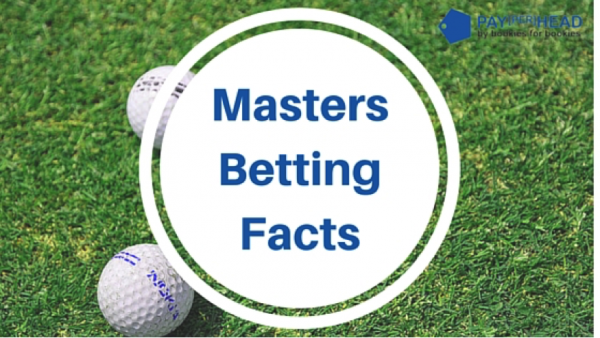 10 Masters Betting Facts Online Bookies Need to Know
