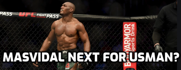 Bettors Backing Usman in Potential Rematch With Masvidal