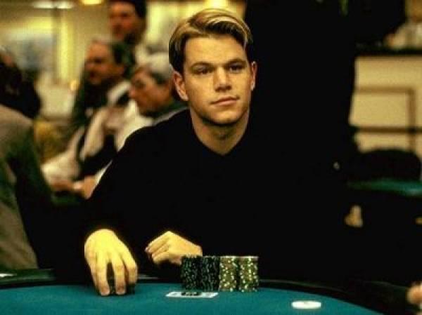 Celebrities at The 2012 World Series of Poker Include Matt Damon