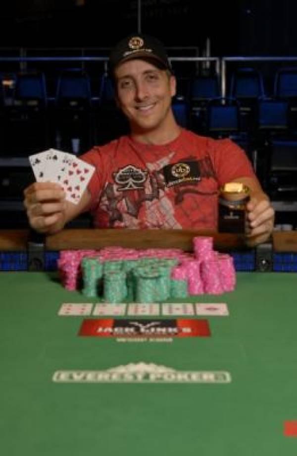 Matt Graham Poker Player
