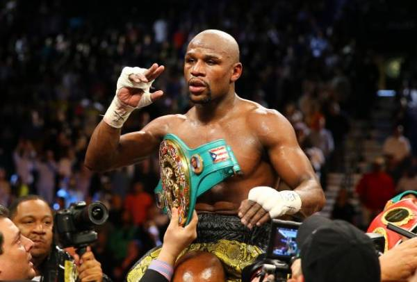 Vegas The Real Winner With Mayweather-Canelo Fight:  Massive Handle