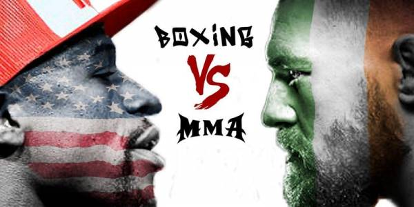 Where Can I Watch, Bet the Mayweather-McGregor Austin