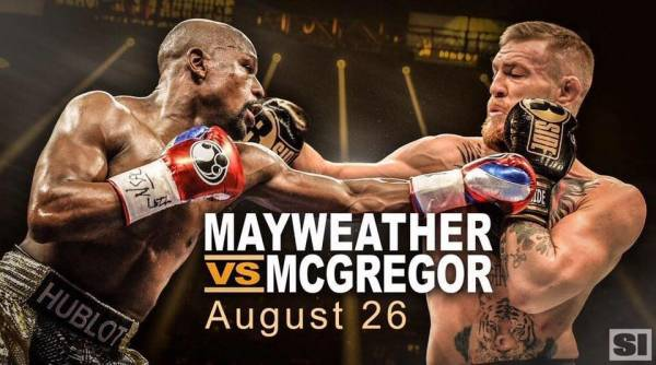 Where Can I Watch the Mayweather-McGregor Fight – Eastern PA, Allentown, More