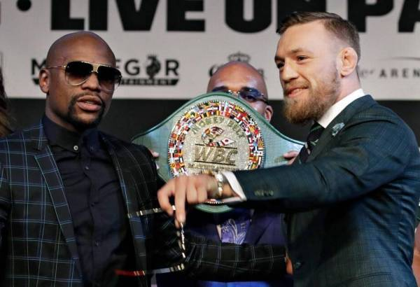 Where Can I Watch, Bet the Mayweather-McGregor Fight Boise, Idaho