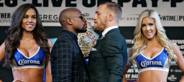 Where to Watch, Bet the Mayweather-McGregor Fight San Bernardino, Riverside CA