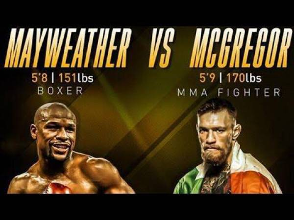 Where Can I Watch the Mayweather-McGregor Fight – Raleigh Durham