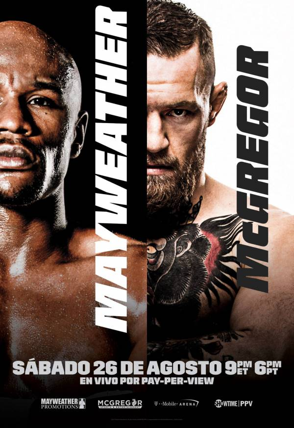 Where Can I Watch the Mayweather-McGregor Fight – Colorado Springs