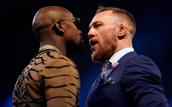 Odds of Floyd Mayweather vs. Conor Mcgregor Fight Going the Distance