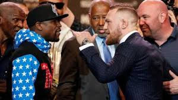 Where Can I Watch, Bet the Mayweather-McGregor Fight Orange County CA