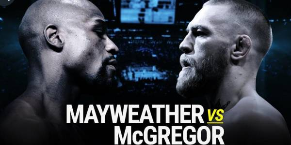 Where Can I Watch, Bet the Mayweather-McGregor Fight From Northern New Jersey