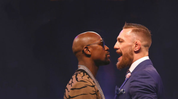 Where Can I Watch, Bet the Mayweather-McGregor Oklahoma City Area