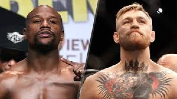 Bookie, Agent Odds for the McGregor-Mayweather Fight