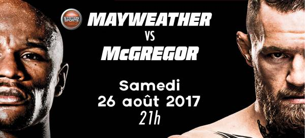 Where Can I Watch, Bet the Mayweather-McGregor Fight Montreal, Quebec
