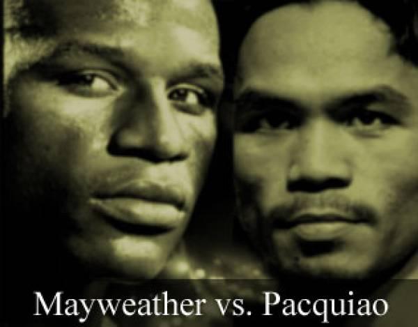 Pacquiao-Mayweather Fight