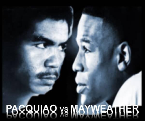 Mayweather vs. Pacquiao Fight Odds