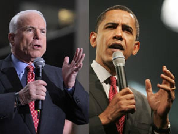 Obama McCain