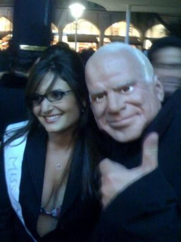 McCain Palin Halloween