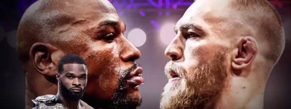 40-1 Odds Conor McGregor to Beat Floyd Mayweather?
