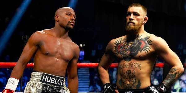 $35K Bet Made on Connor McGregor to KO Mayweather