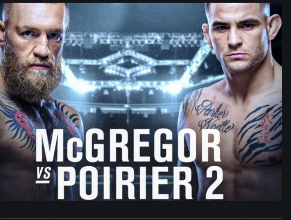 UFC 257 McGregor-Poirier 2 Prop Bets