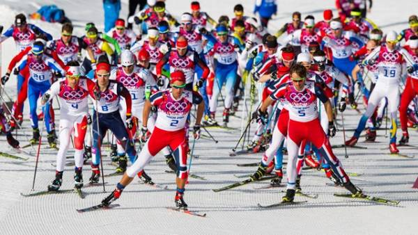 Men's Cross Country 50km Mass Start Odds to Win Gold