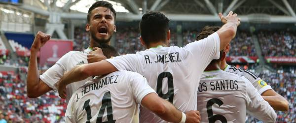 Mexico v Russia Betting Preview, Tips, Odds: Confederations Cup