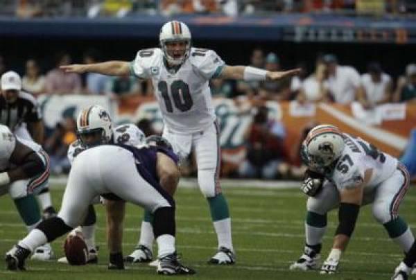 Miami Dolphins vs. Atlanta Falcons Betting Odds
