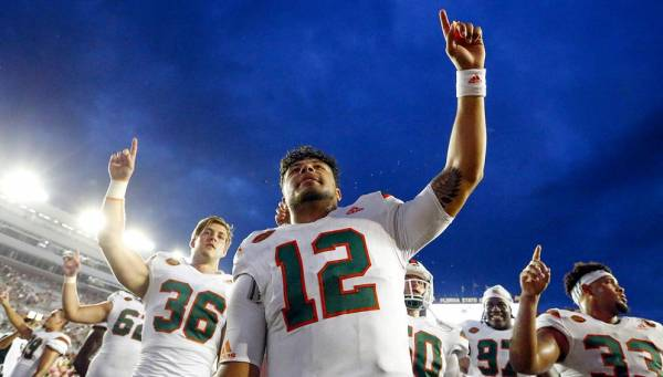 Why Bet the Yellow Jackets vs. Canes Game: Miami 10-1 ATS