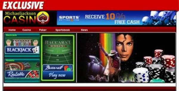 Michael Jackson Online Casino