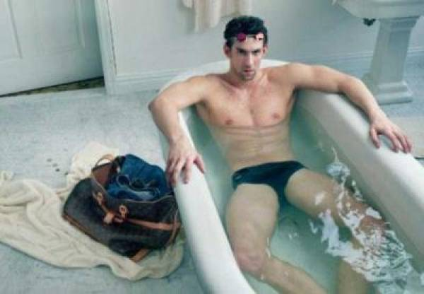 Michael Phelps Poker Pro