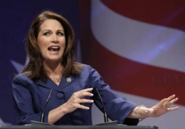 "Michele Bachmann Calls Former Iowa Campaign Chairman ""Sell Out"" to Ron Paul"