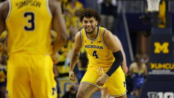 Wisconsin vs. Michigan Betting Line - February 9