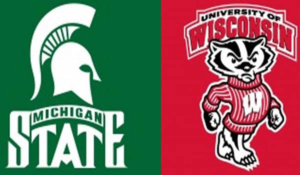 NCAA College Basketball Betting Odds: Michigan State vs. Wisconsin, More