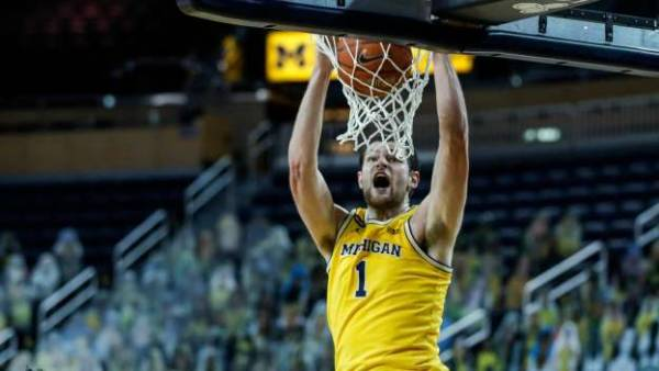 Wisconsin Badgers vs. Michigan Wolverines Prop Bets - College Basketball January 12
