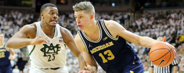 michigan odds to win the 2018 ncaa mens college basketball championship at 10 1
