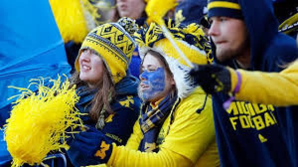 Michigan Wolverines 2018 College Football Win Loss Odds Prediction