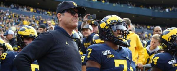 Bet on Michigan Wolverines Football - Find the Best Odds - Top Bonuses
