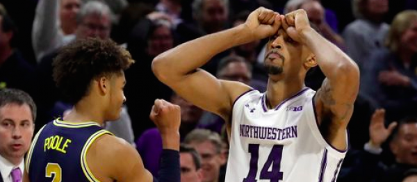 Books Embrace Another Win Tuesday With Wildcats Cover Over Michigan