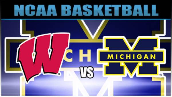 Michigan vs. Wisconsin Betting Line, Free Pick – Big 10 Tourney Championship