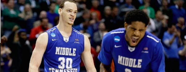 Middle Tennessee State vs. Butler Betting Line – Sweet 16 Odds