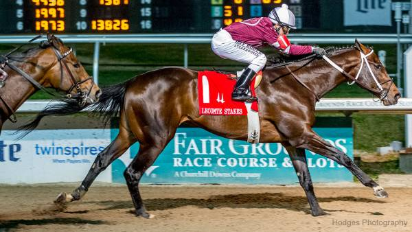 Midnight Bourbon Payout Odds to Win the Kentucky Derby