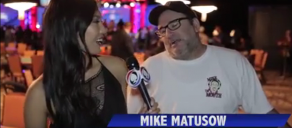 Mike 'The Mouth' Matusow Wants to Make Poker Fun Again: Players are 'Miserable'